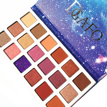 DGAFO 18 Color Pigmento Eye Shadow Palette Professional Glitter Shimmer Matte Eyeshadow Make Up Palette Maquiagem