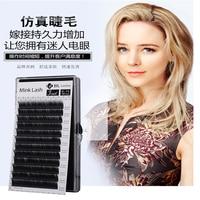 BLINK LASH Mix Length 7 14mm,12Lines,JBCD Curl0.15Thick ,Eyelashes Korea Faux Eyelashes Mink Eyelash Extension Makeup