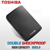 Toshiba Disco Duro portátil de 1 TB 2 TB 3 TB de Disco Duro Externo de 1 TB de Disco Duro HD Externo USB3.0 HDD 2,5 Disco Duro envío gratis