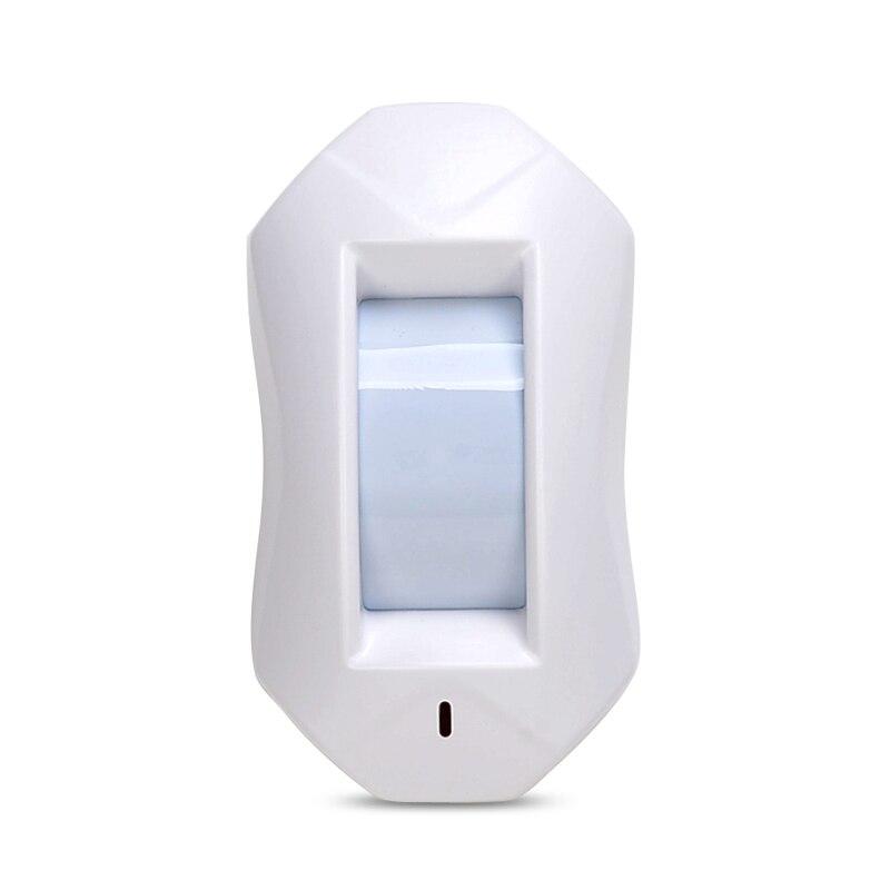 433 mhz smart home Wifi/PSTN système d'alarme mise à niveau en ligne menu multi-langues travail avec caméras IP système d'alarme Wifi - 3