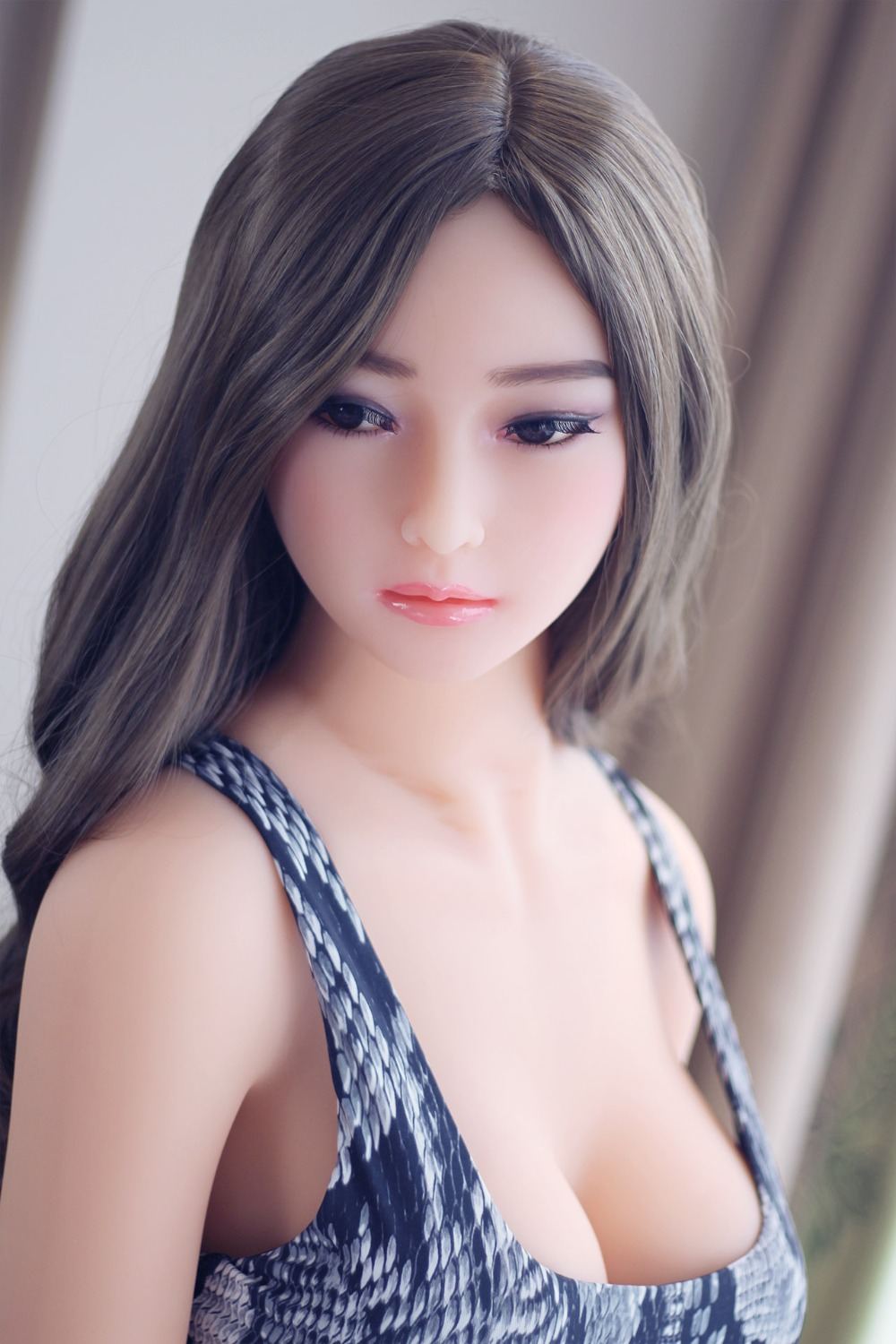 2017 real silicone sex dolls japanese anime love doll realistic toys for men big breast sexy 168cm mini vagina adult life full real silicone sex dolls japanese magic eyes anime love doll realistic ass toys for men big breast sexy vagina adult life full