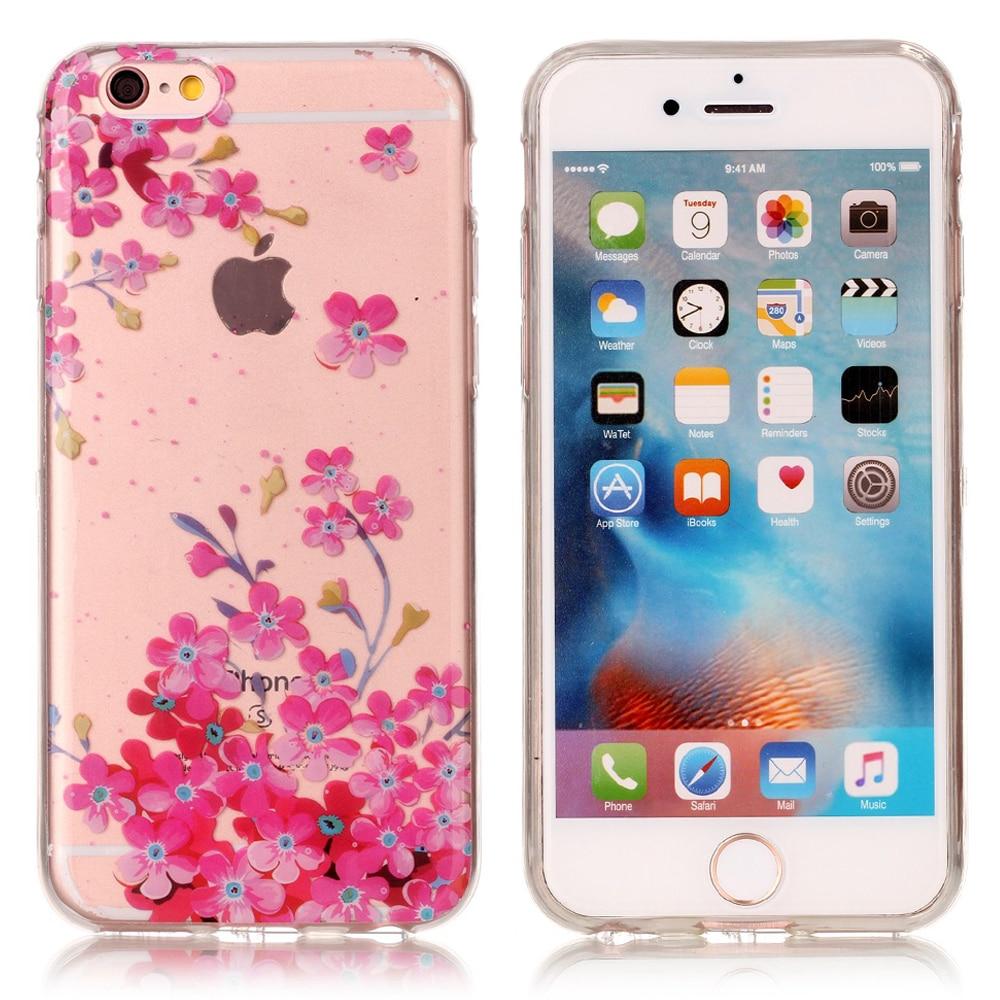 iphone 6 coque silicone motif