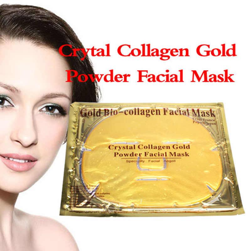 Nowa maska na twarz Patch głębokie wody kolagen przeciwzmarszczkowy kontrola oleju do pielęgnacji skóry twarzy