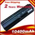 12 células 10400 mah bateria do portátil para hp pavilion dm4 dv3 dv5 dv6 dv7 dv8 g4 g6 g7 p/n 593554-001