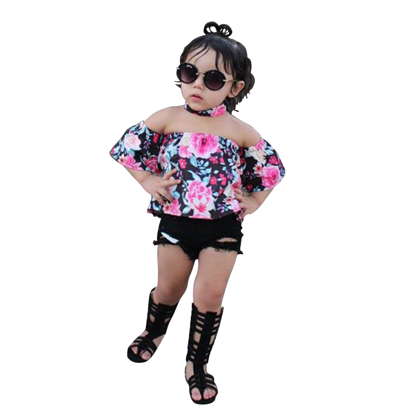 Children Sets for Girls Fashion 19 New Style Girls Suits for Children Girls T-shirt + Pants + Headband 3pcs. Suit ST307 72