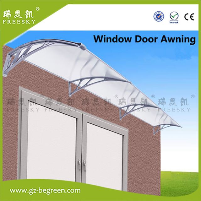 Charmant YP80360 80x120cm 80x240cm 80x360cm Patio Window Front Door Awning UV  Protection Canopy Rain Cover
