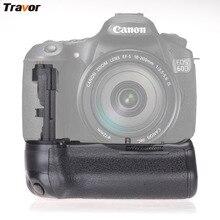 Профессиональный Вертикальный Pro Аккумулятор Ручка для CANON EOS 60D DSLR Камеры как BG-E9