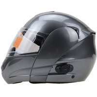 Rider S Favourite Motorcycle Helmet With Bluetooth Device Double Visor System Flip Up Helmet Cruiser Touring