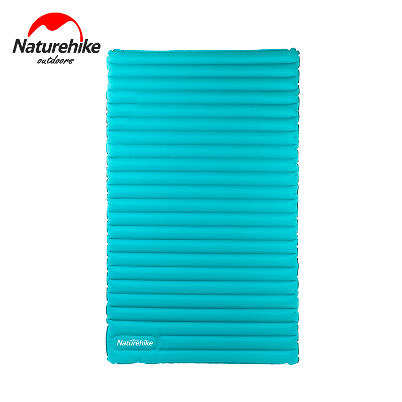 Naturehike Inflatable Mattress Outdoor Camping Mattress Tent Beach Mat Ultralight Sleeping Pad Air Mattress For Swimming air bed ultralight inflatable mattress bed portable folding outdoor camping mat air mattress sleeping pad with pillow