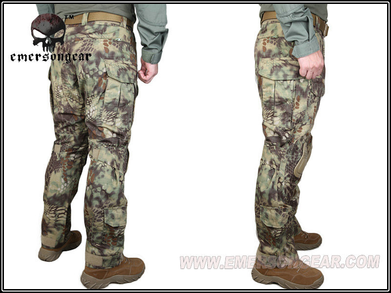 ФОТО EMES G3 Tactical Pants with knee pads army pants