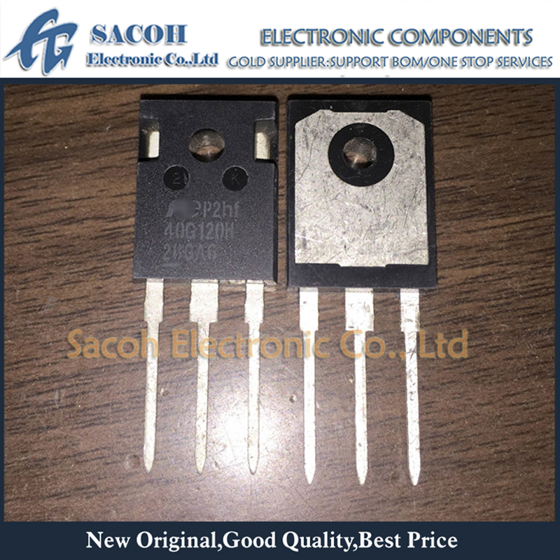 Бесплатная доставка 10 шт. FGW40N120H 40G120H FGW40N120V 40G120V TO-247 40A 1200V дискретный IGBT