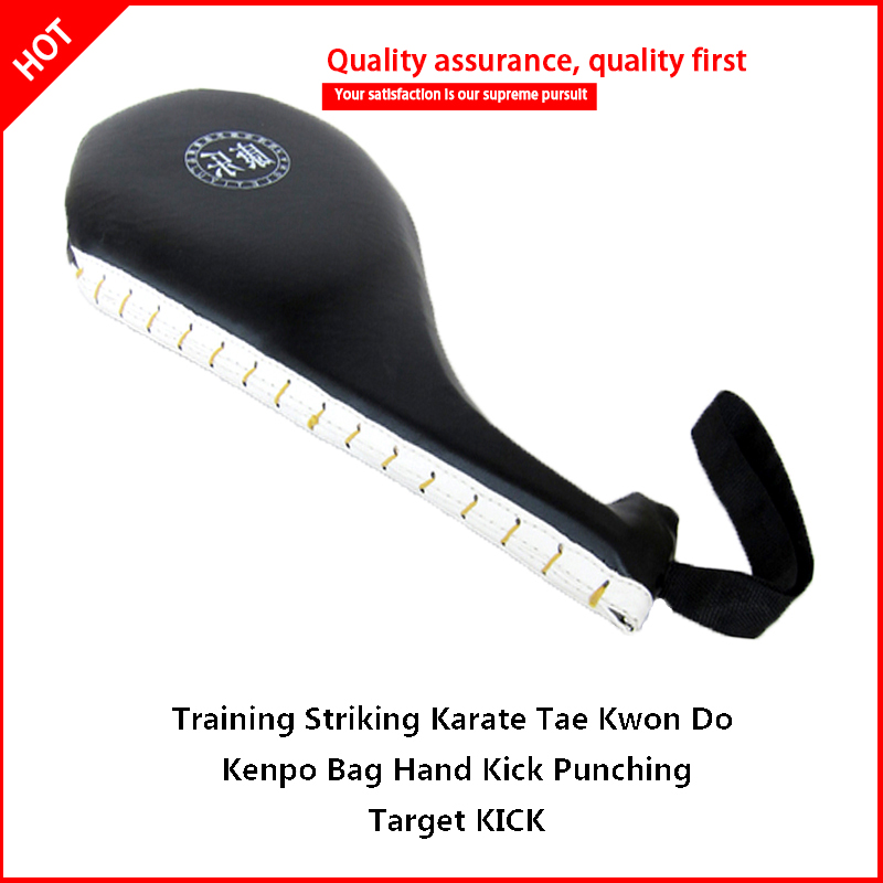 Training Striking Karate Tae Kwon Do Kenpo Bag Hand Kick Punching Target KICK