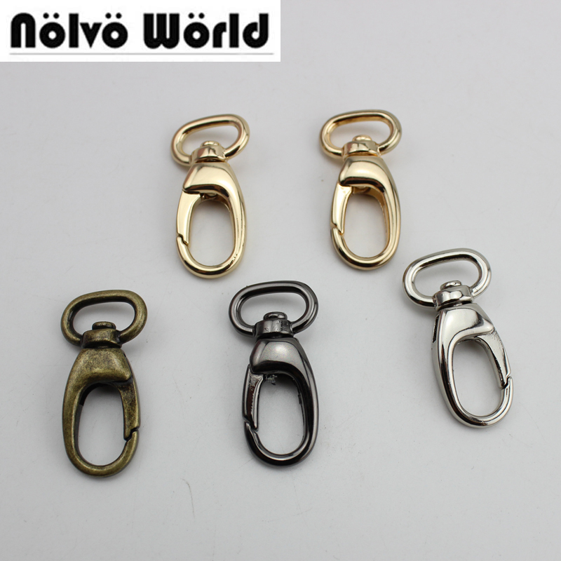 13*37mm small trigger snap hook clasp metal clip swivel dog leash bags small handbag purse adjusted strap hook hardware 50PCS жидкость angry vape colin croc 100мл 0мг
