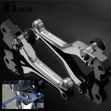 For KTM 250XCF-W 250 XCF-W XCF W 2007-2013 2014 2015 2016 2017 2018 Motocross Pivot Brake Clutch Levers Dirt Bike Pit Handle