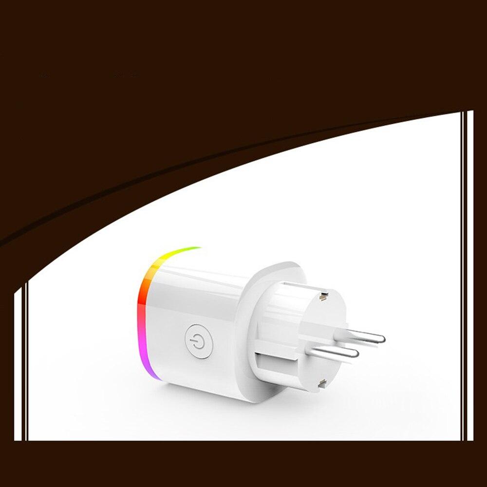 Hot Sale] Intelligent Smart Plug Wifi Intelligent Socket