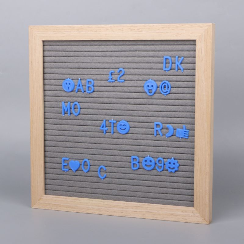 Characters For Felt Letter Board 340 Piece Multicolor Numbers For Changeable Letter Board