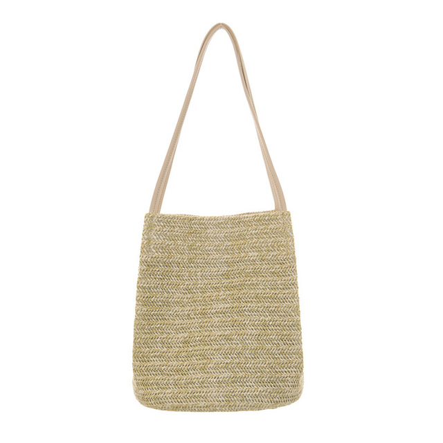 0807052ec Wholesale 2018 New Women's Handbags Thailand Handmade Straw Woven Bags,  Retro Handbags, Beach Bags, Rattan Plaits, Tourist Bucke