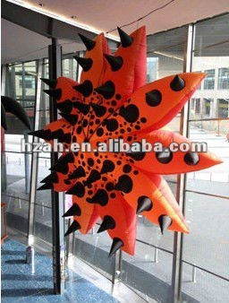 цена large inflatable star for party decoration