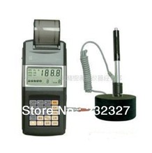 Best price EMS shipping  Portable Hardness Tester with portable printer Measurement of various hardness (HL, HRB, HRC, HB, HV, HS) value
