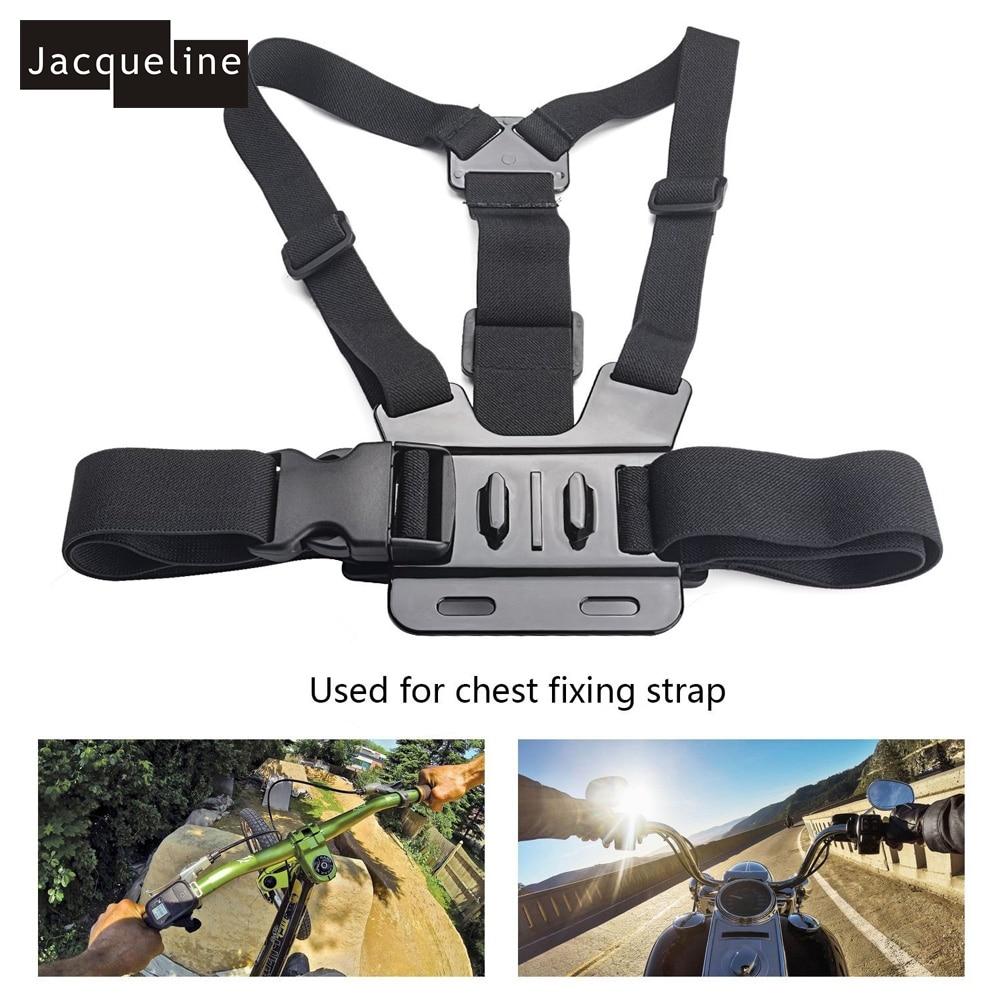 Jacqueline for Accessories Kit Set Support pour Gopro Hero 6 5 4 - Caméra et photo - Photo 4