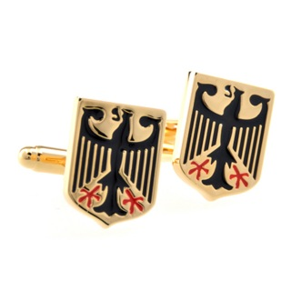 Hot sale new style Cufflinks For Mens gold cufflinks
