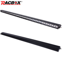 250W 51/52inch 3D LED Light Bar Combo Offroad Working 12V 24V IP67 For ATV SUV Trailer Marine Truck Boat Tractor With CREE Chips