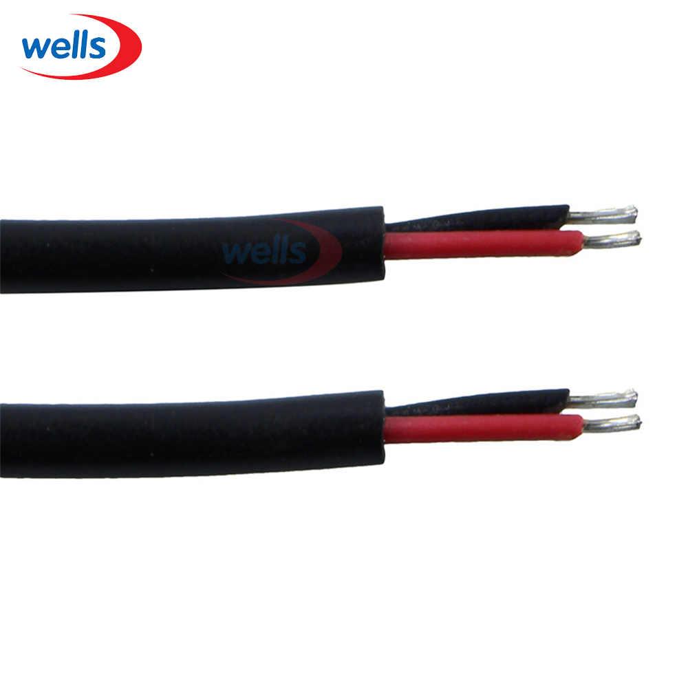 5/10 шт. 5,5x2,1 мм разъем DC мужской или женский кабель провода разъем для 3528 5050 Светодиодные полосы света