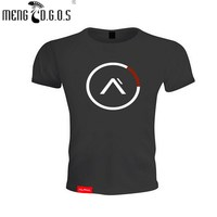 2017new Brand Fitness T Shirt Men Fashion Casual Shirt Bodybuilding TShirt Gyms Clothing 100 Cotton Tee