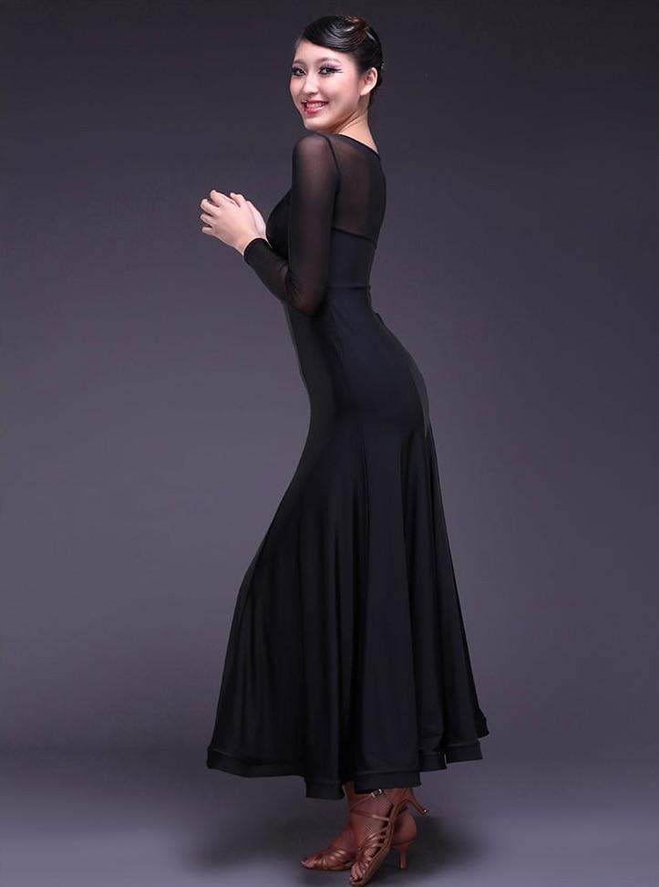 Vistoso Vestido Rojo Del Baile Negro Foto - Vestido de Novia Para ...