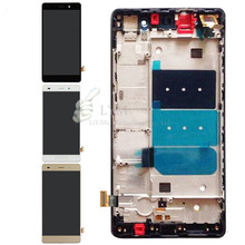 LCD+TP+Frame for Huawei Huawei P8 Lite P8Lite P8 mini Replacement LCD Display+Touch Screen Assembly Frame Free Shipping+Tools