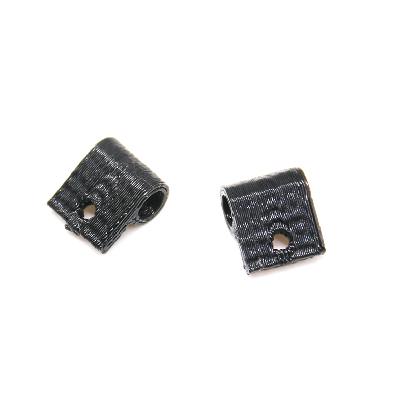 TCMM 2pcs TS130 Frame Spare Part Camera Side Plate for RC FPV Racing Drone image