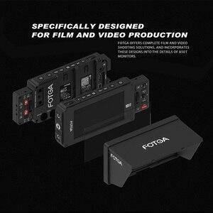Image 5 - FOTGA A50T FHD IPS video monitörü 1920x1080 510cd/m2 HDMI 4 K Giriş/Çıkış için sony 1/4 inç 3/8 inç M6 ve soğuk ayakkabı bağlayıcı