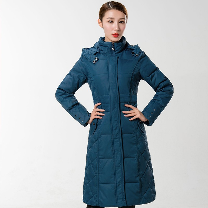 ФОТО Winter New Style Cotton Padded Long coat,women Winter jacket,hooded parka,casacos De Inverno feminino,plus Size Overcoat TT1188