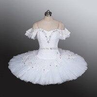 2014 Women/Adult /Child/Kid Ballet White Ballet Tutu,Girls Professional Dresses ,Classical Tutu Skirts For Competition BT9001