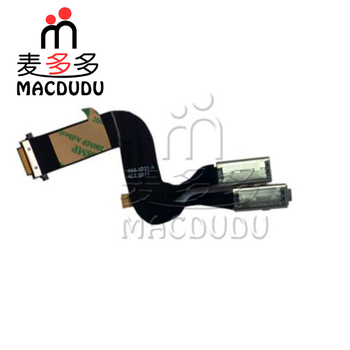 "Audio Ribbon Cable For 27""iMac A1312 Headphone Microphone Jack 593-1331 EMC2390 EMC2429 EMC2546 EMC2639"