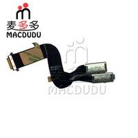 Audio Ribbon Cable For 27iMac A1312 Headphone Microphone Jack 593 1331 EMC2390 EMC2429 EMC2546 EMC2639