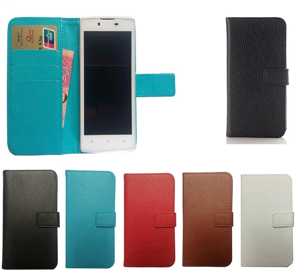 Yooyour Case Oukitel C5 Pro Fashion Luxury Protective Flip Կաշվե - Բջջային հեռախոսի պարագաներ և պահեստամասեր - Լուսանկար 1