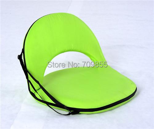 (6 pçs/lote) Mobília ao ar livre Camping Chão (1para 5 Ajustável) verde Portátil Lazer Cadeira Cadeira de Praia Ao Ar Livre de Acampamento
