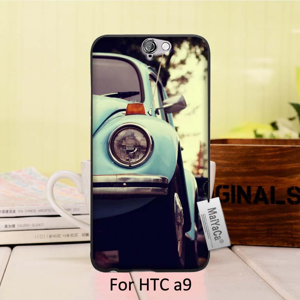 En venta de lujo accesorios del teléfono fresco case para htc one a9 case piaggi