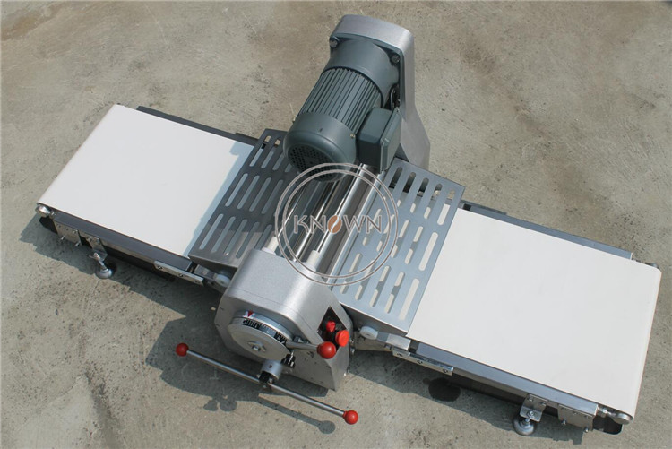 Professional automatic bread pizza dough sheeter machine for sale Food Processors     - title=