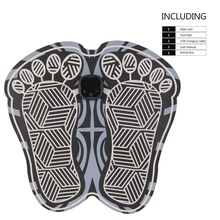 2019 USB Charging Massage Mat Foldable Foot Massager Feet Acupoint Intelligent Machine