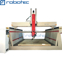Best brand cnc router 4 axis / cnc router woodworking&5 axis cnc / 4 axis cnc router 1325