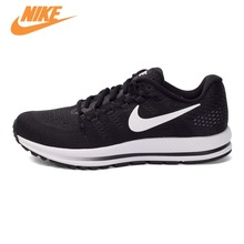 Original New Arrival Official Nike AIR ZOOM VOMERO 12 Men's Breathable Running Shoes Sneakers Trainers