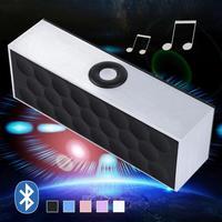 Sıcak Satış Bluetooth Hoparlör Kablosuz Bas Subwoofer Açık Spor Çift Hoparlör Ses Kutusu Sistemi Taşınabilir Hoparlör H2 Soundbar