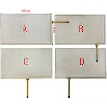 Panneau décran tactile résistant à 4 fils, 192x116, pour HSD080IDW1 AT080TN64