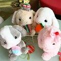 22 см Новый стиль Морковь Кролик плюшевые Игрушки Автомобиль Бамбук мешок плюшевые куклы чучела плюшевые животные кукла девушка подарок на день рождения