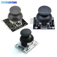 5PIN/9PIN джойстик секционный модуль щит для PS2 джойстик игровой контроллер для Arduino двусторонний рокер 10K резистор