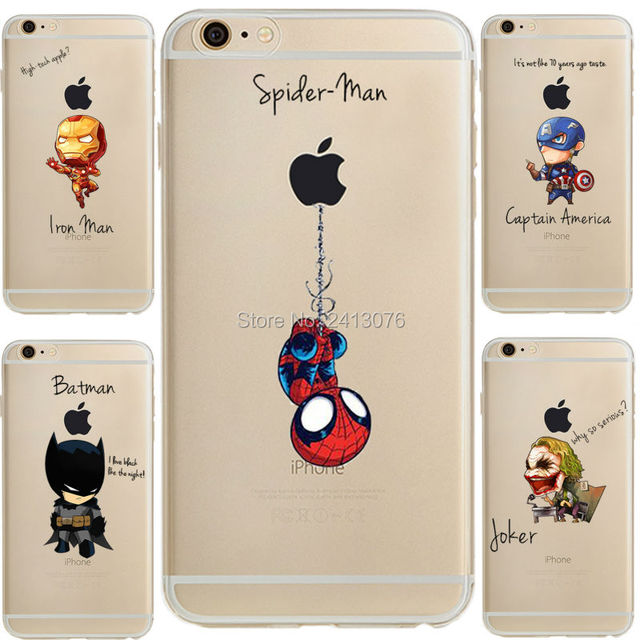 coque iphone 7 spiderman