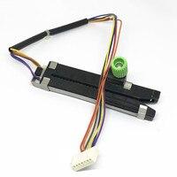 Frete grátis original usado Para SATO CL408E CL412E impressora de etiquetas  sensor de sensor de sensor de etiqueta de papel