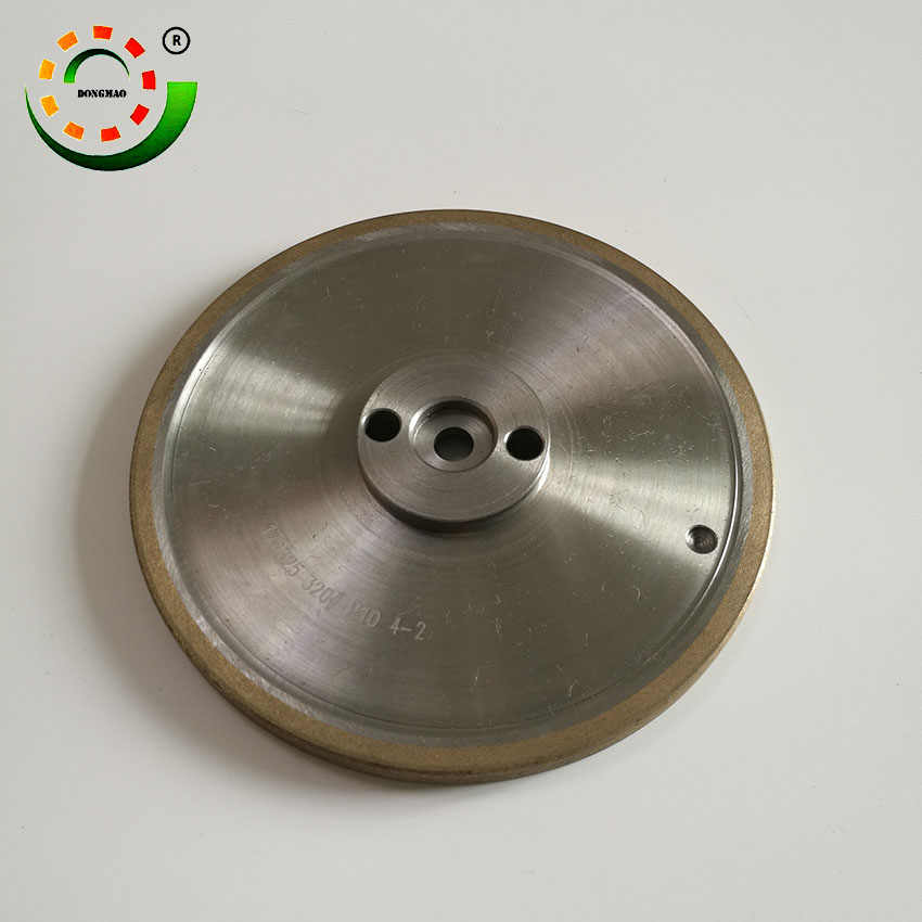 Diamond Wheel for Four sides Edger for glass Abrasive Disc Milling Cutter Tool Sharpener Grinder Metalworking Accessories